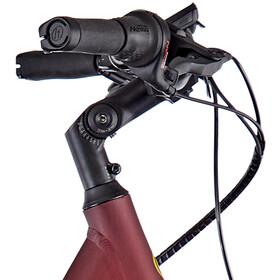Winora Sinus Tria N7 eco Wave, burgundy red matte